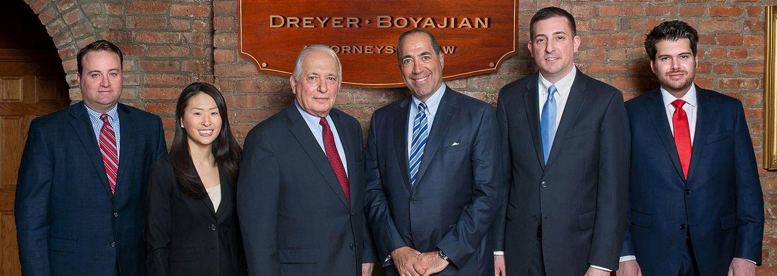 Dreyer Boyajian Albany Personal Injury Lawyers