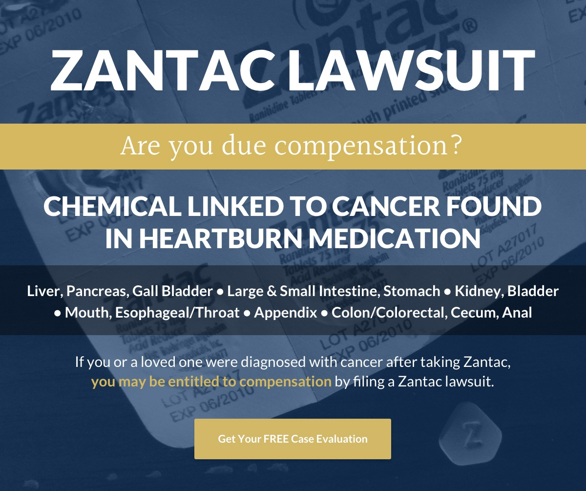 Zantac Claims Lawyers