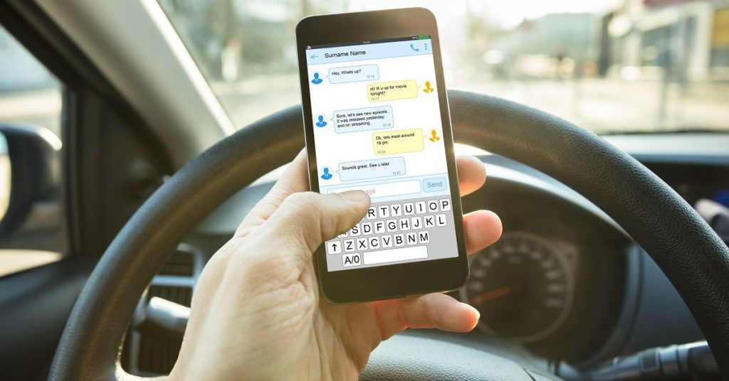 Texting and Distracted Driving Accidents