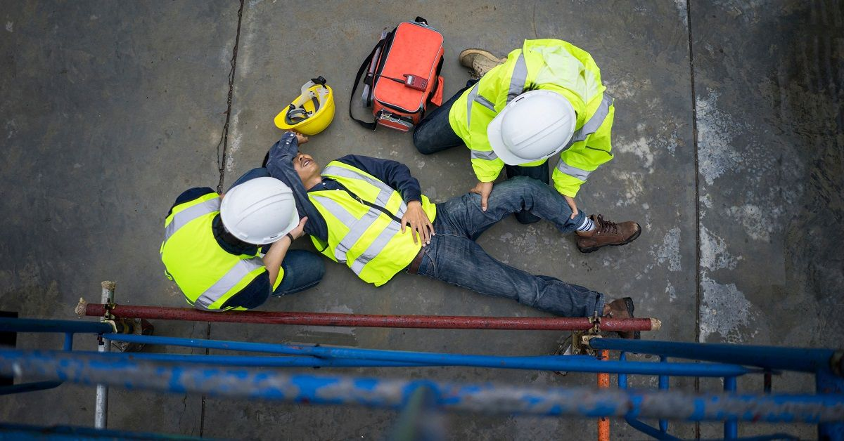 What to Do After a Construction Site Fall