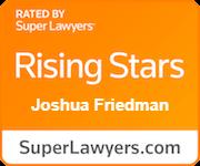 Joshua Friedman Super Lawyers