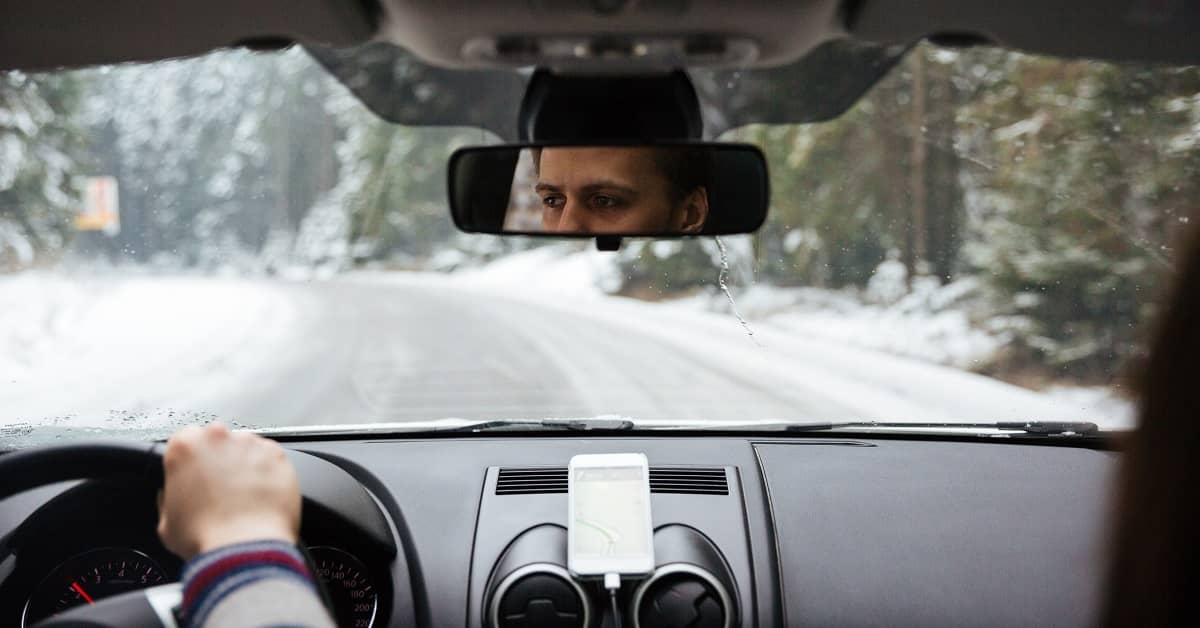 Auto Accidents on Winter Roads