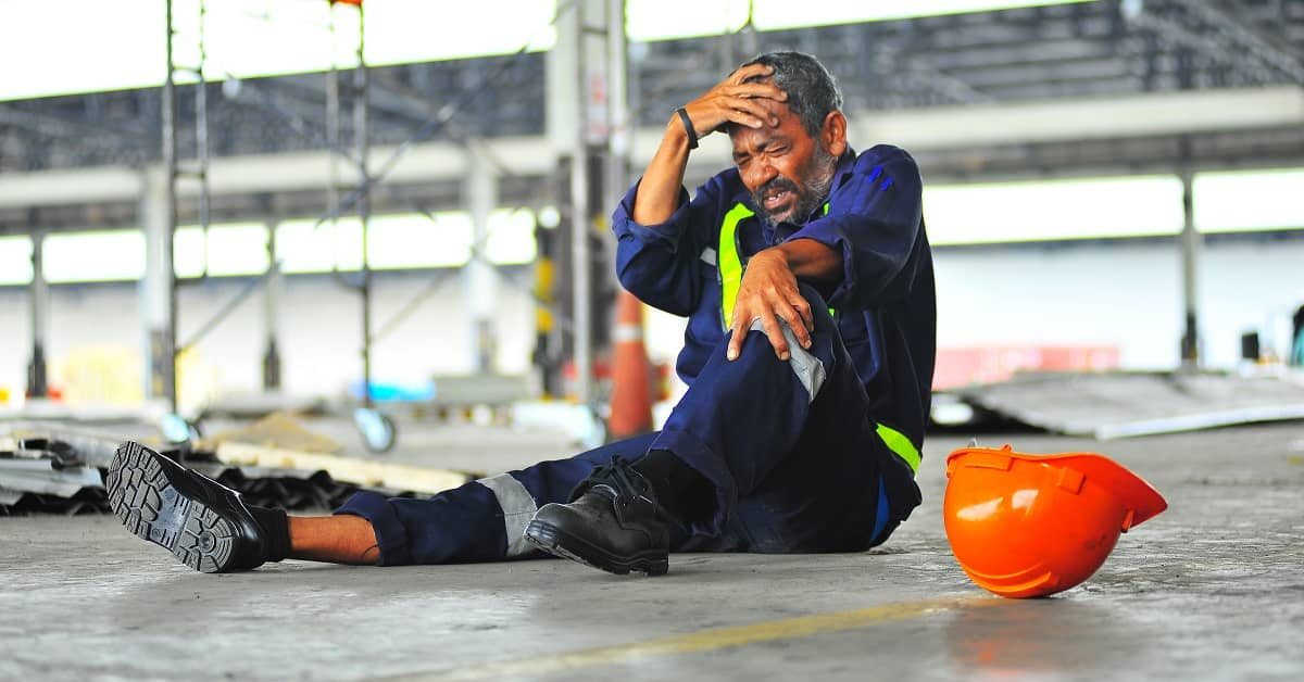 Struck-By Injuries on Building Sites