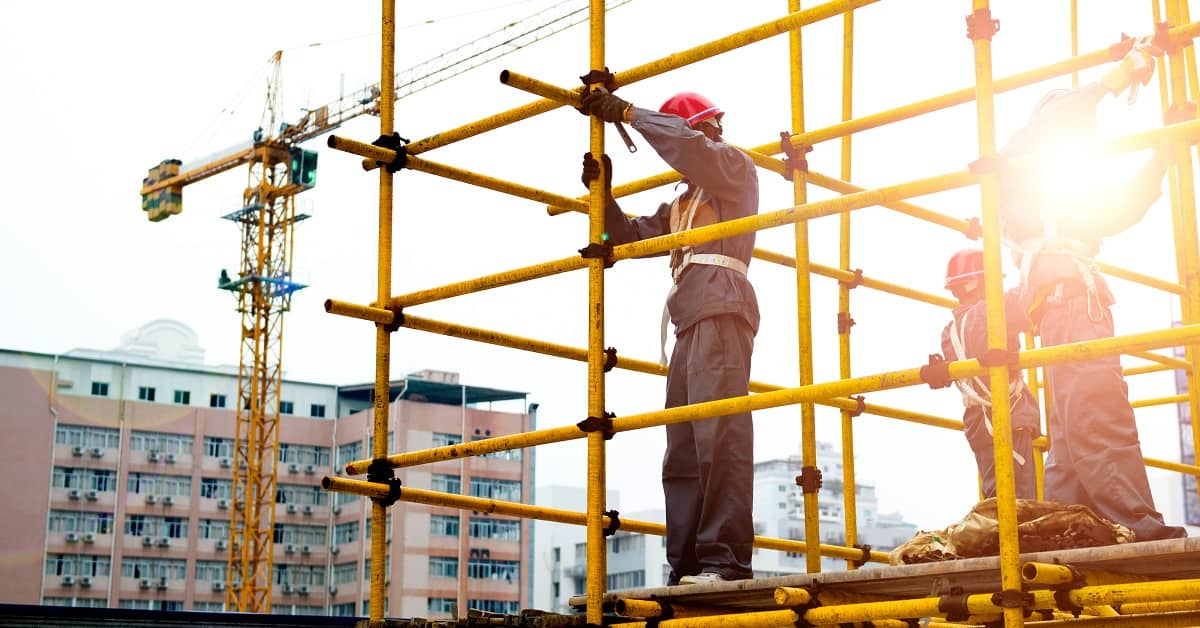 Liable Parties for Scaffolding Accidents | Dreyer Boyajian LLP